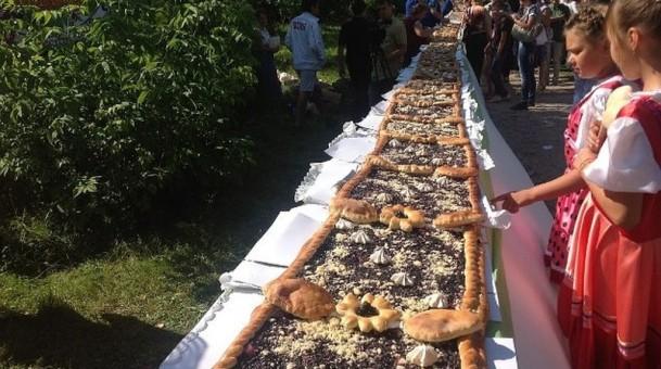 Праздник черники и черничного пирога отгремел в Пермском крае