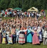 Международный фестиваль деревенской культуры «ГуртFEST» прошёл в Удмуртии