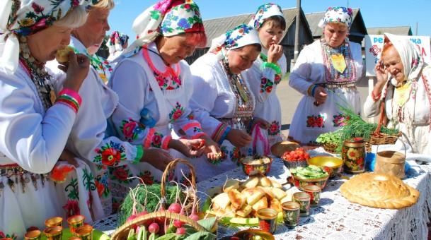 Гастрономический фестиваль  национальной удмуртской кухни