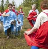 XXII традиционные Саамские игры пройдут в мурманском селе Лопарская 8 сентября