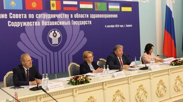 4 сентября Саранск посетила министр здравоохранения России Вероника Скворцова