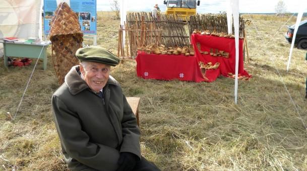 В Большеберезниковском районе Республики Мордовия состоялся фестиваль «Эрзянь карть» («Эрзянские лапти»)