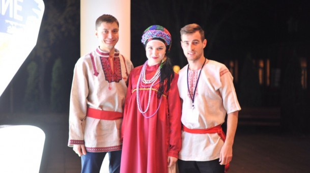 Молодежь Мордовии приняла участие во Всероссийском лагере «Поколение»