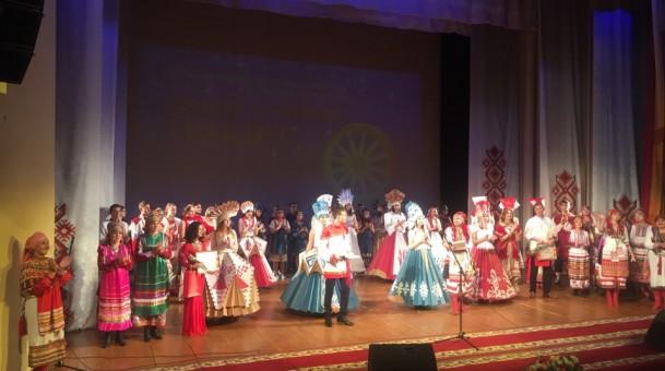 В Саранске 12 октября  прошел X международный фестиваль искусств и народного творчества «Финно-угорский транзит: музыка и этностиль»