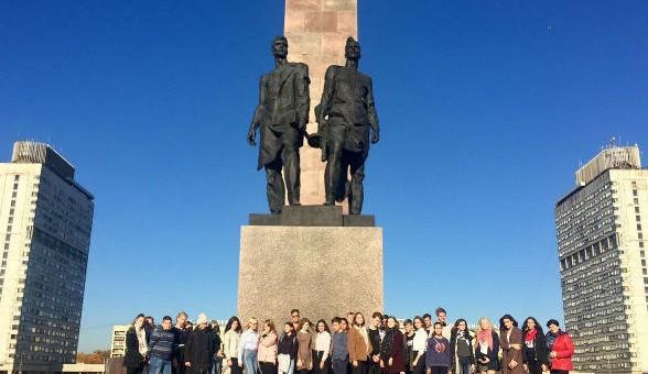 Дети Мордовии изведывают просторы России