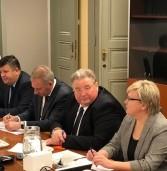 Владимир Волков во главе бизнес-миссии от Мордовии прибыл в Финляндию