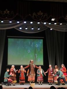 Финно-угорский фестиваль «Самоцветы Прикамья» с 7 по 10 ноября стартовал в Башкортостане