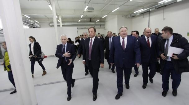 Полномочный представитель Президента России в ПФО впервые посетил Мордовию
