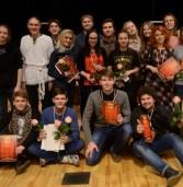 Завершился Международный молодёжный театральный финно-угорский фестиваль-школа «Вайгель»