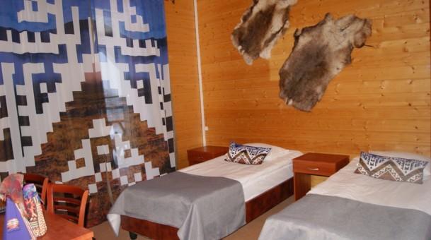 В Коми национальный колорит обрела гостиница «Финноугория»