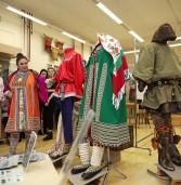 В Национальном музее Коми представили гардероб манси
