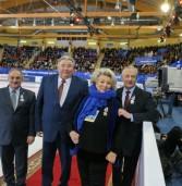 В Мордовии дан старт чемпионату России по фигурному катанию