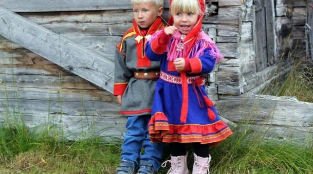 В Мурманской области впервые выпустили аудиокнигу саамских сказок