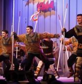 Государственный ансамбль «Асъя кыа» впервые выступит на сцене Московского Дома музыки