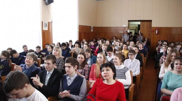 «Этношкола» Поволжского центра посетила город Лукоянов Нижегородской области