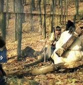 В Атяшевском районе Мордовии показали фильм на эрзянском языке «Азор»