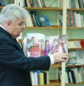 Участники Совета АФУН РФ передали издания в фонд Национальной библиотеки Удмуртии