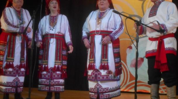 Ансамбль мордовской песни «Манине» принял участие в фестиваль-конкурсе «Пенза — моя вдохновительница»