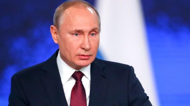 Владимир Путин: «Сохранить Россию как цивилизацию, основанную на собственной идентичности, на многовековых традициях»