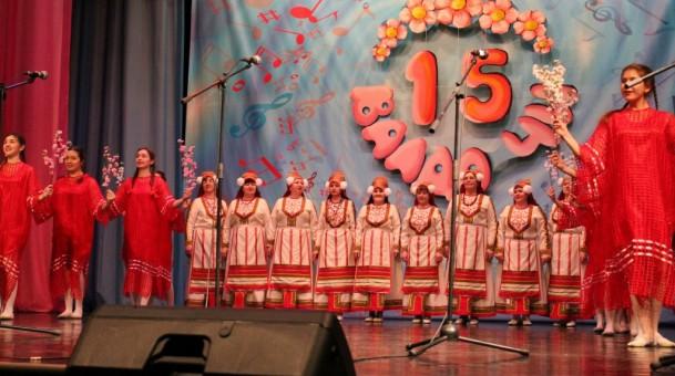 Народный фольклорный ансамбль Республики Татарстан «Валдо чи» отметил юбилей