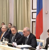 Пётр Тултаев принял участие в работе заседания президиума Совета при Президенте России по межнациональным отношениям