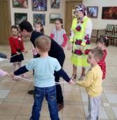 С марийскими играми познакомили детей Казани