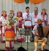Концерт Мордовского народного вокального ансамбля «Моро» состоялся в Доме Дружбы г.Набережные Челны