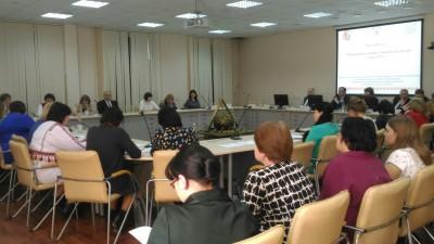 В Мордовии состоялся круглый стол «Мордовские языки в диалоге культур»