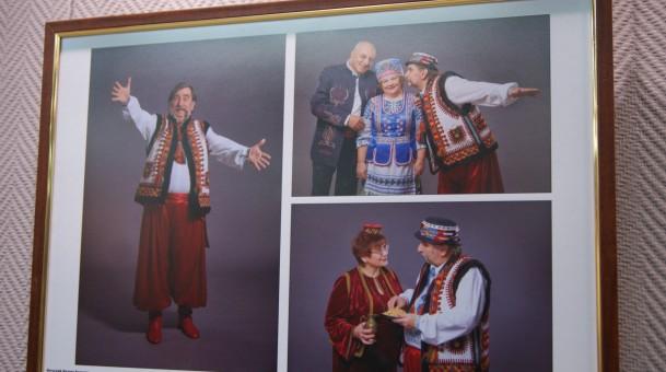 Ухта представила в Сыктывкаре свое национальное многообразие