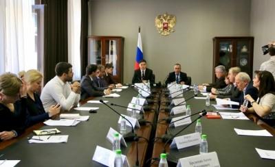 В ФАДН России прошло заседание Консультативного совета по делам национально-культурных автономий