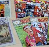 Книжная выставка «Мордовские писатели – детям»