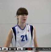 Сыктывкарская баскетболистка стала победительницей первенства России