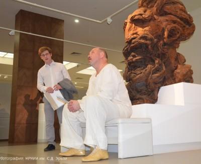 В Саранске покажут спектакль о жизни великого мордовского скульптора