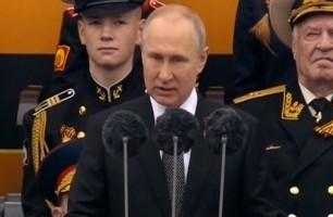 В.В. Путин: Россия остается открытой к сотрудничеству со странами в борьбе с терроризмом, экстремизмом и неонацизмом