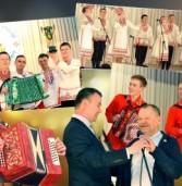 Кубок Василия Теркина завоевали гармонисты Марий Эл