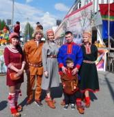 В Оленегорске устроили праздник саамской музыки и культуры