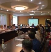 В Саранске прошел круглый стол, посвященный русскому языку