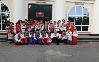 «Крыныца» организовала в Саранске большой концерт