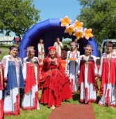 Мордва Чувашии собралась на фестивале «Арта»