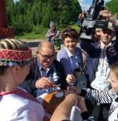 Марий Эл удивляет журналистов финно-угорских регионов России