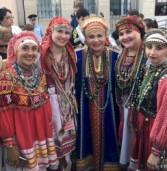 Саранская «Мерема» гастролирует с Надеждой Бабкиной