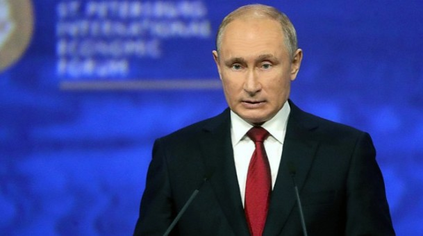 Владимир Путин: Удмуртия в числе лидеров по динамике улучшения инвестклимата