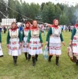 Фольклорный праздник «Земля предков» в Марий Эл
