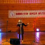 В Шоруньже прошёл фестиваль финно-угорской музыки