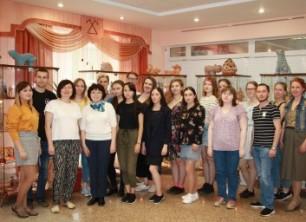 Российские и финские студенты посетили Финно-угорский центр в Сыктывкаре