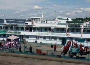 Стартовала XVIII Международная этнокультурная экспедиция-фестиваль «Волга — река мира»