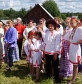 Вепсы Вологодской области отметили «Древо жизни»