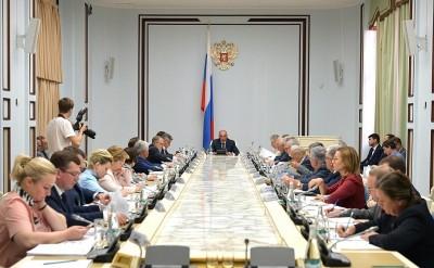 В Москве состоялось заседание президиума Совета при Президенте России по межнациональным отношениям