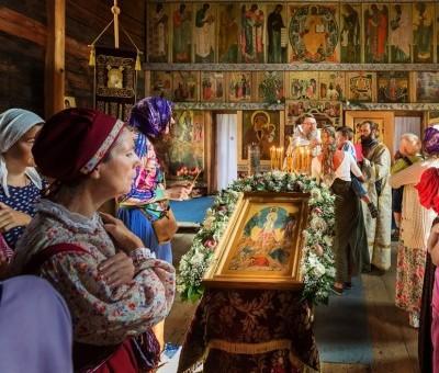 На острове Кижи отметят Праздник Преображения Господня