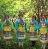 Ансамбль народной песни «Мокшаваня» из села Ельники